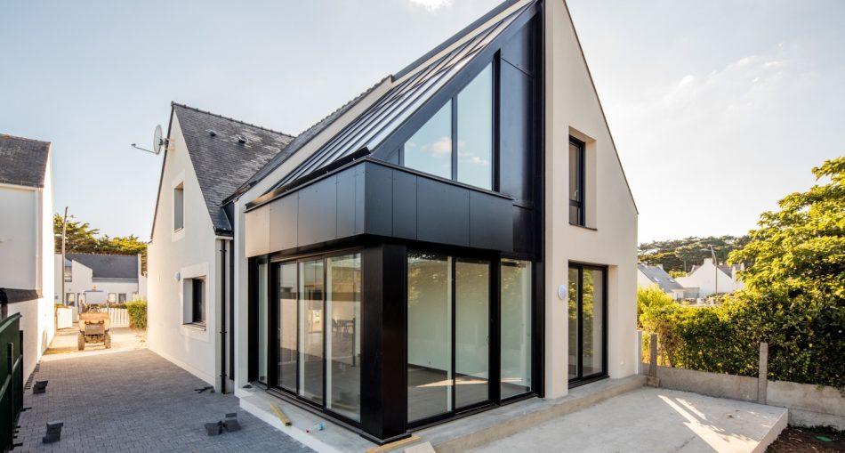 Choisir une véranda avec un toit zinc